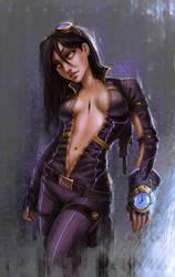 Agent Fox by Kate-FoX