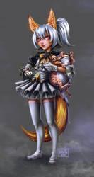 Tera Online: My Elin by Kate-FoX