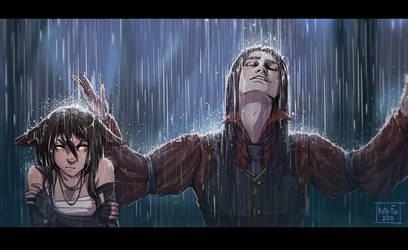 Rain by Kate-FoX