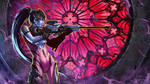 Widowmaker wallpaper by Kate-FoX