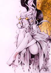 Sorrow by Kate-FoX