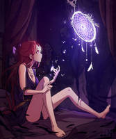 Dreamcatcher by Kate-FoX