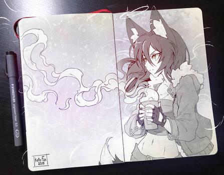 Coffee by Kate-FoX