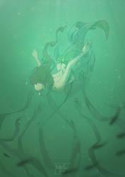 Mermaid by Kate-FoX
