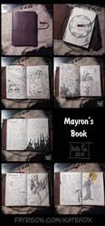 Mayron's Book 0-6 by Kate-FoX