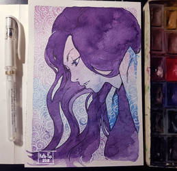 Violet by Kate-FoX