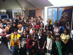 Group shot at Miami deviantMEET, 12-3-2011 by aunnyd