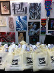 Gift bags at the Miami deviantMeet by aunnyd