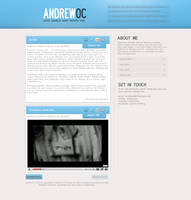 Blog design by jackinnes