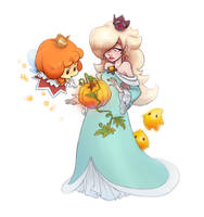 Pumpkin by sparrowbirdd