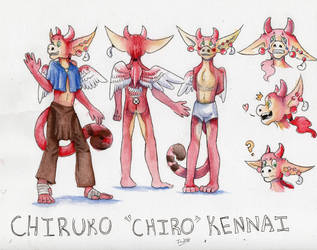Chiruko Kennai by JcArtSpace