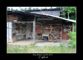Malaysia.3: The Very Lucky Hut by Angelfae