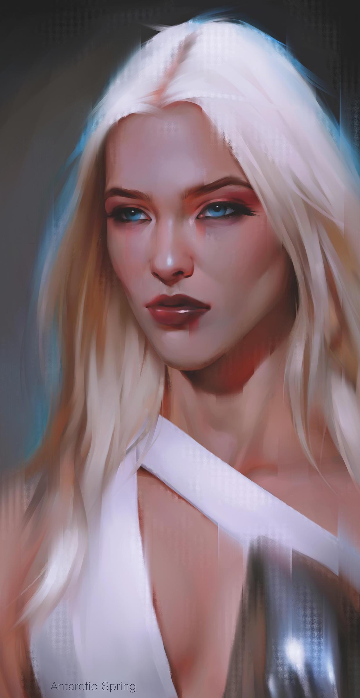 Sasha III by AntarcticSpring