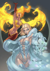 Fire and Ice by alt01414sak