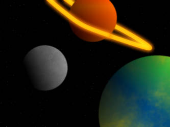 Planets by M5000