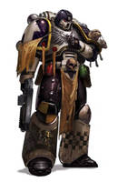 Mortifactor Space marines by warhammer40kcampaign