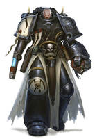 Deathwatch Space marines Captain by warhammer40kcampaign