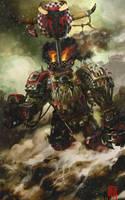 Goff Big Boss Kass' Krane by warhammer40kcampaign