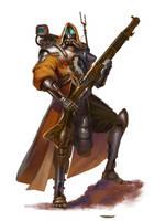 Adeptus Mechanicus Ryza Skitarii by warhammer40kcampaign