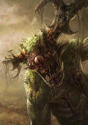 Horticulous Slimux by warhammer40kcampaign