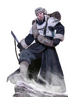 Valhallan ice warrior Imperial Guard by warhammer40kcampaign