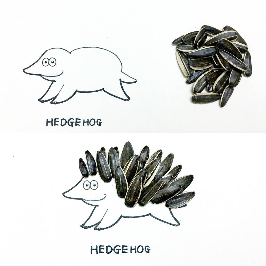 my hedgehog by Lovepeace-S