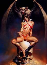 Vampirella by AndroidManson