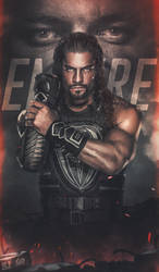 Roman Reigns - empire by Sjstyles316