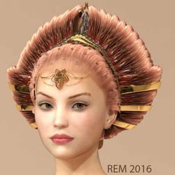 Queen by Pleblu