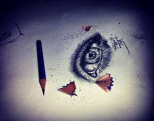 Eye by agreana