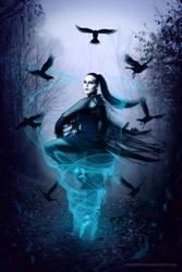 Black Swan by OrlandoBrooks