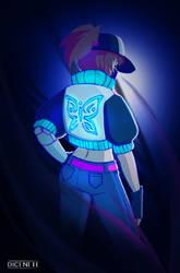 Yumi - K/DA inspired speedpaint by Dicenete