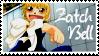 Zatch Bell Stamp by gash2plz