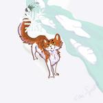 Secret Santa Event: Warrior-Cats-Fanart by coni-ferous