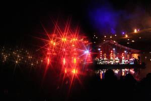 Leigo lake music festival by Okeiko