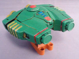 Autobot Cosmos UFO by Shinobitron