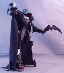 Transformers Batman by Shinobitron
