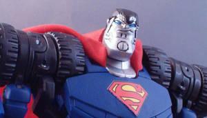 TFA Superman 3 by Shinobitron