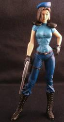 Jill Valentine 1 by Shinobitron