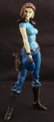 Jill Valentine 2 by Shinobitron