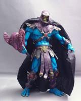 MOTU Skeletor by Shinobitron