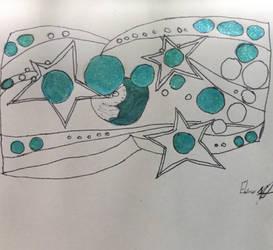 Celestial jewels  by littlemissscarface