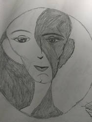 The nun by littlemissscarface
