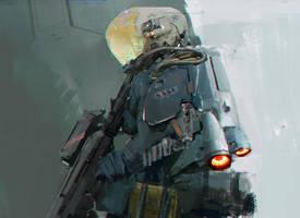 Sketch2014/8/17 by minovo