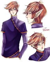 Demian by monnw