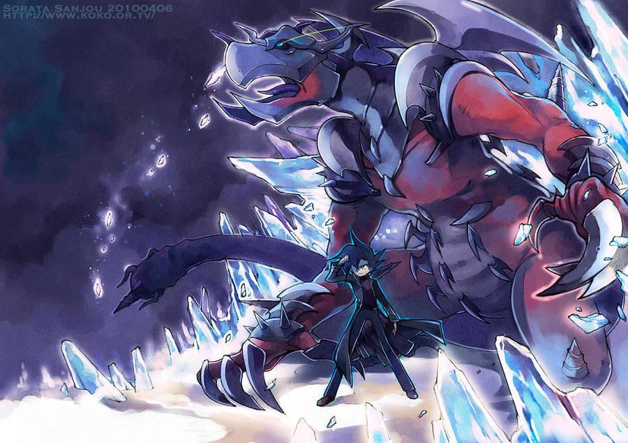 Armed Dragon Lv.7 by sorata-s