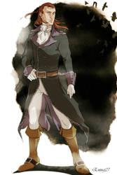 Captain Balbaris by Eninaj27