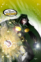 Doctor Doom! by theICB