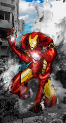 Iron Man by theICB
