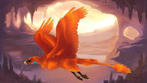 Phoenix 4802 by EyeOfGalyx